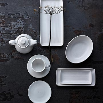 Evo Pearl & Dudson China Dinnerware | Tabletop Supplies | myBoelter