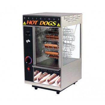 Hot Dog Rotisserie Broilers