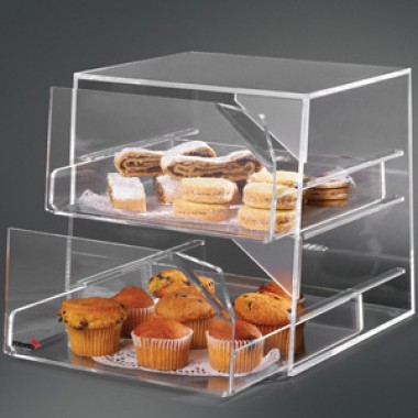 Bakery Display Cases and Bins