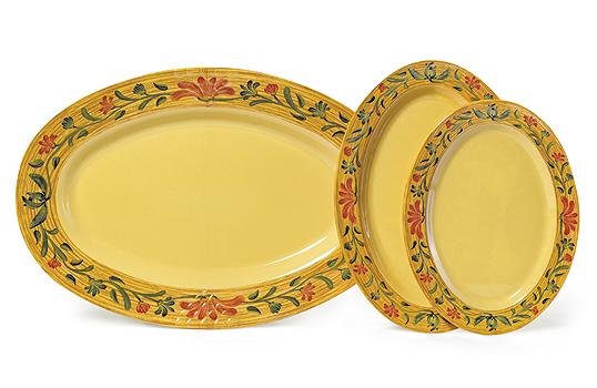 G.E.T. Melamine Dinnerware
