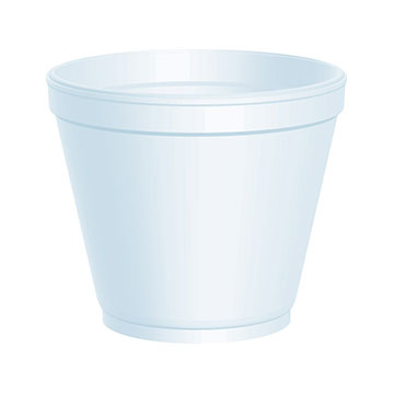 Foam Food Containers & Lids