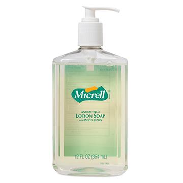 Liquid Antibacterial Soaps