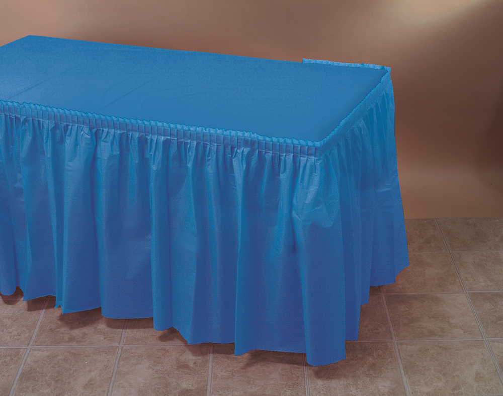 Disposable Table Covers & Skirts