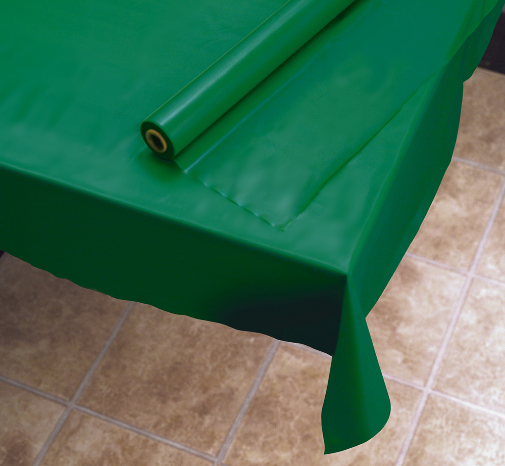 Paper/Plastic Table Cover Rolls